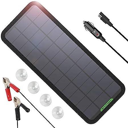 kit de chargeur de voiture USB /à moteur solaire Kit de voiture /à moteur solaire