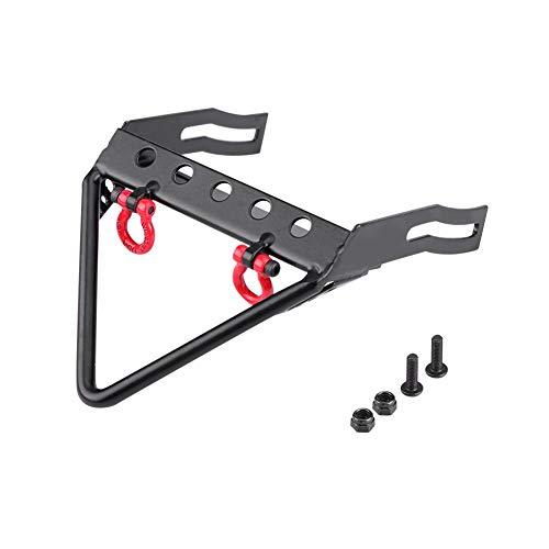 Parachoques Delantero de Acero para Axial SCX10 1/10 Control