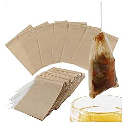 Disposable Tea Filter Bags : Coffee Filter Substitute