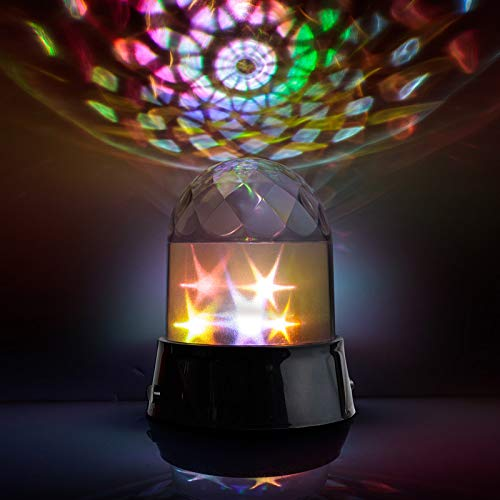 Tobar 36443 Lumo Spinning Star Lamp