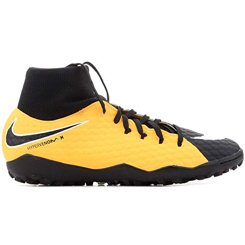 Nike Unisex-Erwachsene Hypervenom X Phelon 3 DF TF 917769 801 Sneaker, Mehrfarbig (Indigo 001), 42 EU