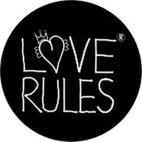 Coole Schwangerschaftsmode mit Aufdruck LOVE RULES witzige lustige Umstandsmode T Shirt by Sweet Little Baby Loading Babyf/ü/ße