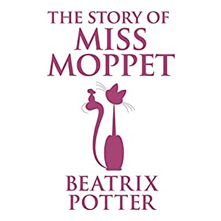 The Story of Miss Moppet audiobook cover art