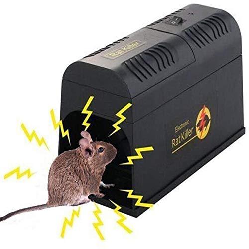 Trampa De Control del Ratón del Roedor Eléctrico Ratón De La Rata...