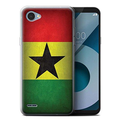 Stuff4 Var voor LG G vlaggen LG Q6/M700 Ghana/Ghanees