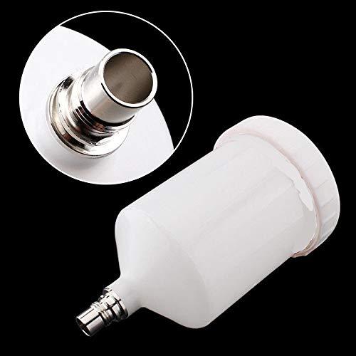 Wide-variërend 600 ml Capaciteit Auto Spuitpistool Plastic Cup Pot Thread Connector Jet Paint Spuit Afneembaar