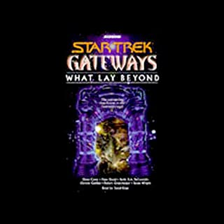 Star Trek, Gateways audiobook cover art