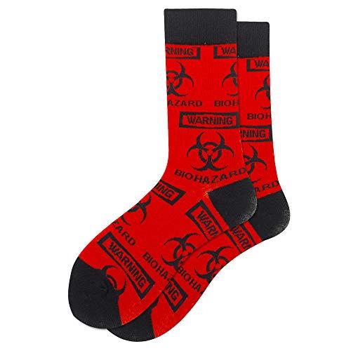 MEN.CLOTHING-LEE Colorido Calcetines de Hombre Harajuku Colorido Feliz Divertido símbolo Ajedrez Internacional geométrico Fórmula Algodón Calcetín Navidad Regalo-5_Uno_Tamaño