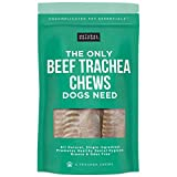 <span class='highlight'>Natural</span> <span class='highlight'>Rapport</span> Beef Trachea Dog Treats - 100% Beef - Made in USA - Longer lasting, odor-free dog chews - 3-count 6