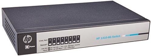 HP Procurve 1410-8G Gigabit Ethernet Switch (J9559A#ABA)