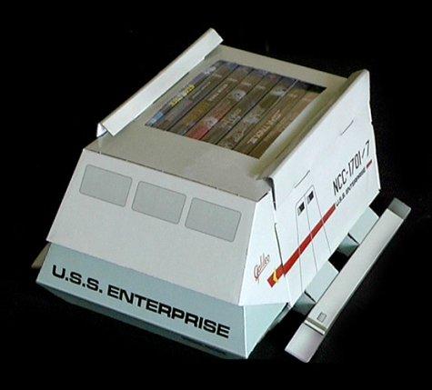 Star Trek - Shuttle Box (Teil 1 bis 9)