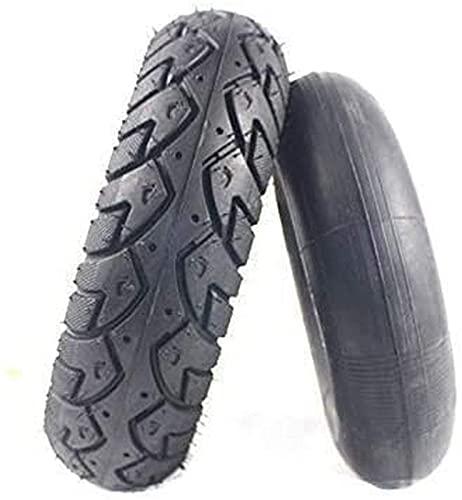 Neumático de Scooter eléctrico Resistente al Desgaste, neumáticos 4.10/3.50-4, Tubo Interior para Scooter de Motocicleta de 47 / 49Cc, Mini Dirt Pit Bike, ATV, Go-Kart, Piezas de neumáticos Gruesos
