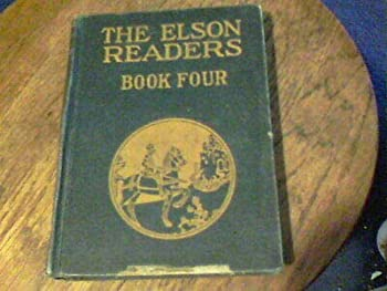 Hardcover The Elson Readers book four 1920 Book