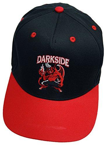 Darkside Clothing - Casquette de Baseball - Homme noir noir Taille Unique