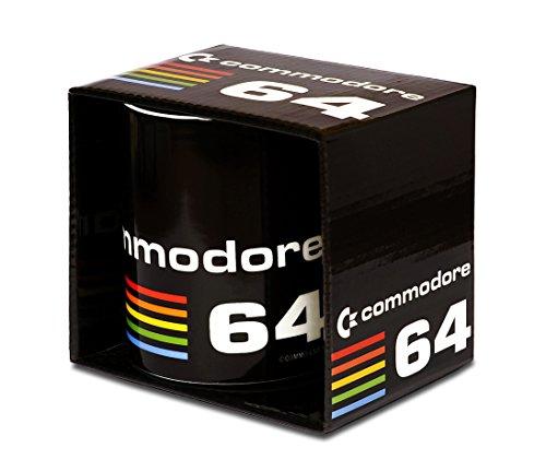 Commodore Mug de café - C64 Mug - présenté Dans un coffret Cadeau - de