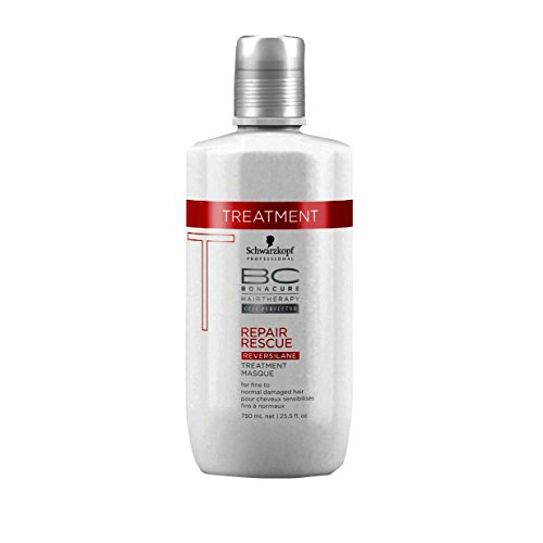 Schwarzkopf Bonacure Repair Rescue Deep Nourishing Treatment, 1er Pack, (1x 750 ml)