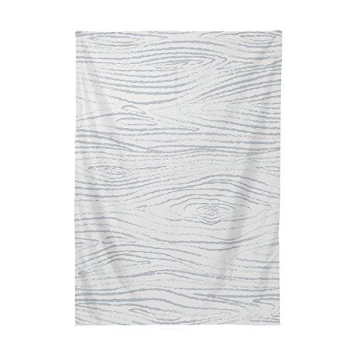 Tischdecke, rechteckig, groß, waschbar Holz Textur einfach abwischbar Tischdecke für Party oder Home 152,4x 304,8cm