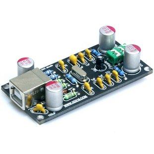 Best Bargain PCM2704 HI-FI level USB DAC sound card