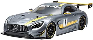 TAMIYA 1/10 XB series MERCEDES-AMG GT3 (TT-02 chassis) Painted with painted finished product 57900