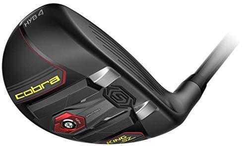 Cobra Golf King SPEEDZONE HYBRID Black Men`s Rechtehand 24 Grad H5 UST Recoil 480 ESX (F3) Regular