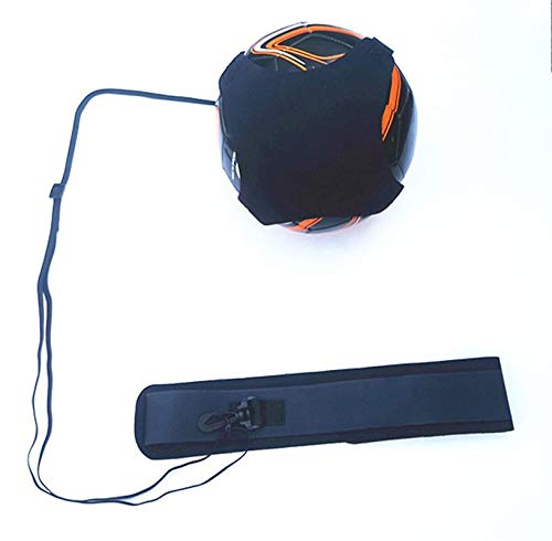 LLYX Fußball-Tritt-Trainer Solo Praxisausstattung Trainer Control and Skills Training Aid (Color : B)