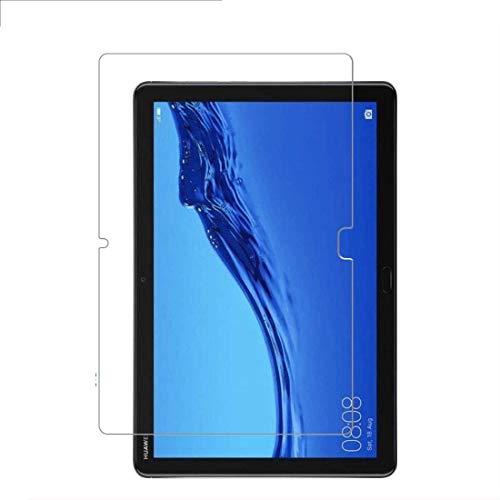 Roba de Cellulare Huawei Mediapad M5 Lite 10 Temperato Glass, Pellicola Protettiva Schermo Ultra Resistente HD Alta Elevata Durezza Anti-Graffo/Olio per Mediapad M5 Lite 10 10.1 Pollice 2018