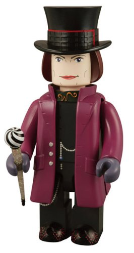 400% Kubrick - Charlie & The Chocolate Factory: Willy Wonka