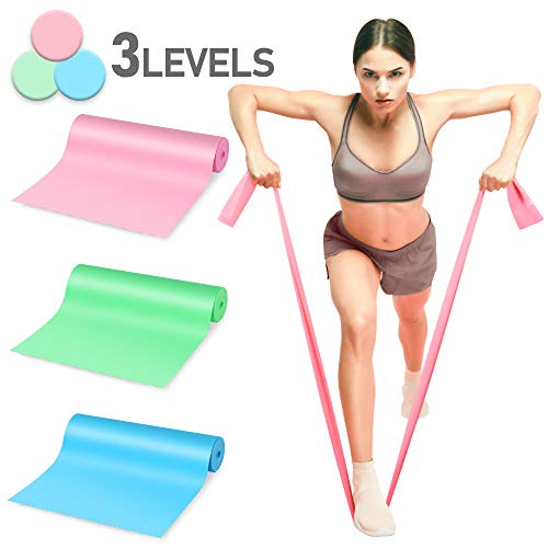 Sylanda Yoga Rehabilitation Übung bänder widerstandsbänder naturlatex fitnessbänder Rallye gürtel Indoor Fitness Bein Muskel Pilates
