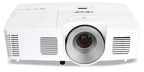 Acer X133PWH 3D Projector, DLP, WXGA, 3000 lm, 13,000:1, HDMI