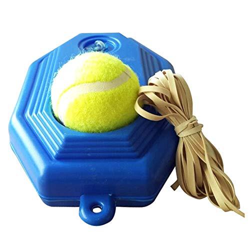 Varadyle Tennis Self-Study Training Machine Racket Trainer Single Tennis Practice Base Tennis Exercise Training Device
