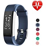 LETSCOM Fitness Tracker HR, Ac...