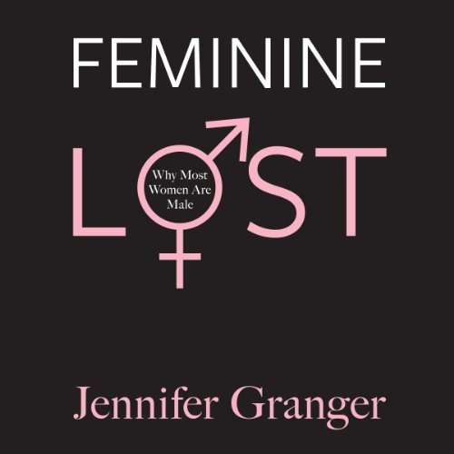 Feminine Lost audiobook cover art
