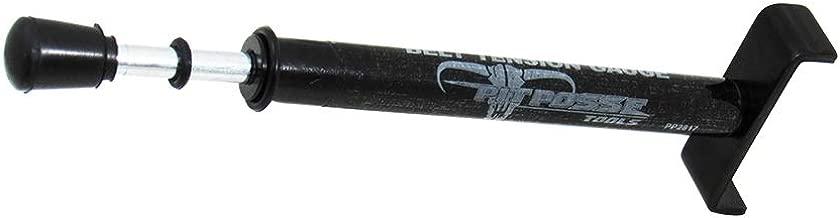 Pit Posse Adjustable Tensioner Belt Gauge Tool