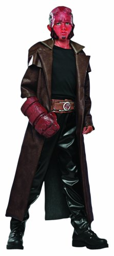 Hellboy Deluxe Children's Costume - Medium by Rubie's