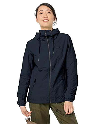 Jack Wolfskin Damen Fleecejacke Lakeside, midnight blue, L, 1305961