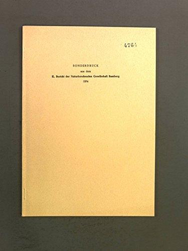 Die Evolutionsphasen Typogenese, Typostase und Typolyse im Lichte der neuesten Paläontologie. Ber. Katurf. Ges. Bamberg, IL.