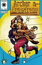 ARCHER & ARMSTRONG #0 (1st Appearance)