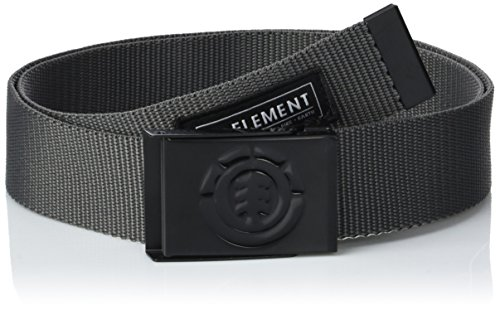 Element Herren Beyond Belt Gürtel, Charcoal, One Size