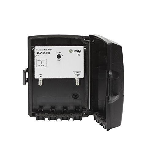 Amplificador de mástil para antena IKUSI SBA100-C60