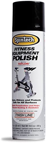 Spintech Fitness Equipment Polish Prevents Rusting Oxidation Spin Bikes product image