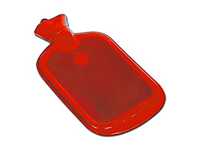 Gima 28601 Hot Water Bag, 2L, Red from Gima