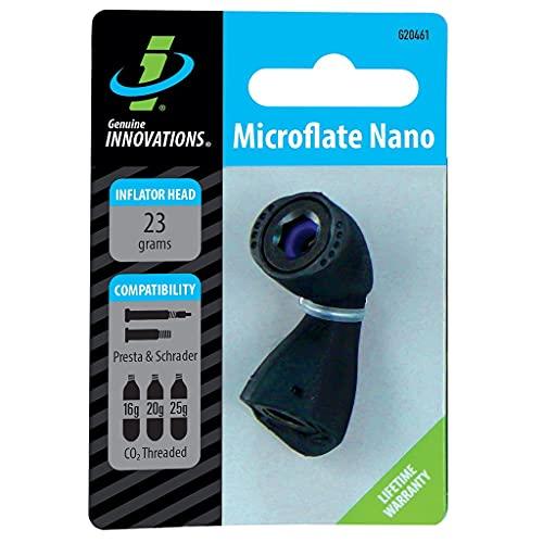 Genuine Innovations Microflate Nano Inflador de neumáticos