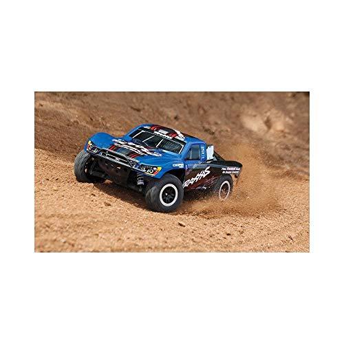 RC Auto kaufen Short Course Truck Bild 6: Traxxas 68086 4 Slash 4 x 4 Ma stab 1 10 4 WD Short Course Truck mit TQi 2,4 GHz Radio*