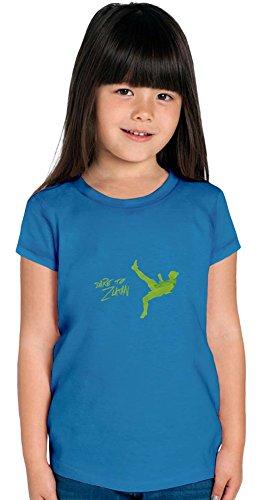 Dare To Zlatan Girls T-shirt 12+ yrs