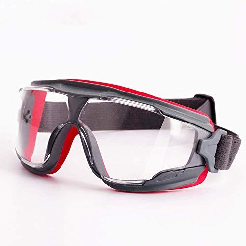 Bril Echte veiligheid veiligheidsbril anti-condens en virus Anti-shock Het berijden van een bescherming sport Arbeid airsoft glazen voor gebruik buitenshuis