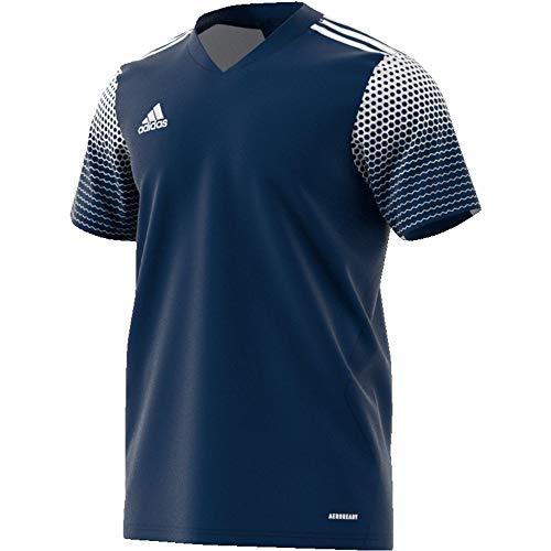 adidas Regista 20 Jersey Camiseta, Hombre, Team Navy Blue/White, L