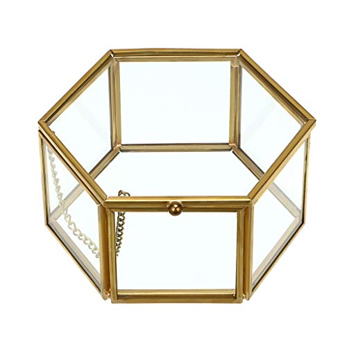 """Nuevo Hermoso Decorativo De Vidrio Marco de fotos y soporte de 4 X 6/"""" en Caja De Regalo Perfecto"""