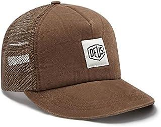 DEUS EX MACHINA (デウスエクスマキナ) メッシュキャップ 帽子 CAP MAVIS TRUCKER - BROWN DMP87154 メンズ