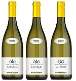 Masson Dubois Vin de France Bourgogne Chablis - Lot de 3