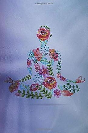 Yoga Poppy Goddess Any Day Planner Notebook